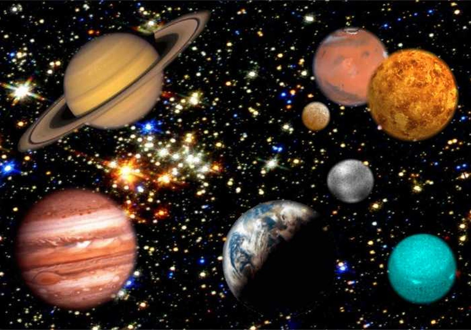 Solar System Planets Wallpaper - Pics about space